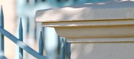 Pillars & wall copings
